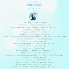 Music Playlist: Crossed by Ally Condie