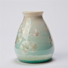 MansAge Ma.C-3070 Handmade Flower Vase Chinese Style Crafted Ceramic Flower Holder