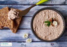 Fromage végane crémeux aux noix // Walnut creamy vegan cheese - C'Végétal