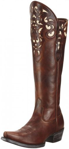 Ariat's Hacienda Boot