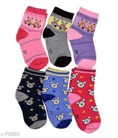 Socks Trendy Animated Kids Socks Fabric: Cotton  Age: 1-3 years Description: It Has 3 Pair Of Kid's Sock Work:  Printed Country of Origin: India Sizes Available: 3-6 Months, 6-9 Months, 6-12 Months, 9-12 Months, 12-18 Months, 18-24 Months, 0-1 Years, 1-2 Years, 2-3 Years, 3-4 Years, 4-5 Years, 5-6 Years, 6-7 Years, 7-8 Years, 8-9 Years   Catalog Rating: ★4.2 (437)  Catalog Name: ⚡Alexandra Funky Animated Kids Socks CatalogID_83512 C63-SC1194 Code: 022-737223-
