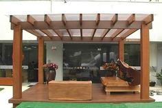 Fornecer e instalar pergolado madeira 3x5m - Brasília (Distrito Federal) | Habitissimo