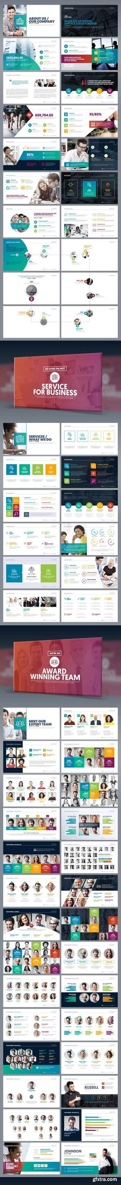 GraphicRiver - PowerPoint Presentation Bundle v04 - 18857878