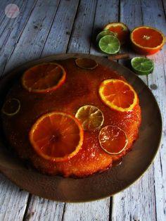 Torta speziata agli agrumi