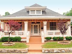 Boost Your Curb Appeal With a Bungalow Look | Landscaping Ideas and Hardscape Design | HGTV