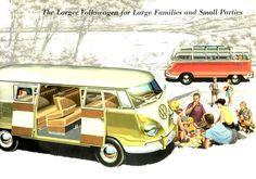 1956 Volkswagen Bus