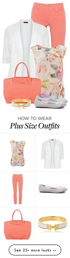 """Untitled #4792"" by cassandra-cafone-wright on Polyvore featuring Fabrizio Gianni, Wallis, Carlo Pazolini and Hermès"