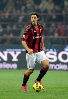 ~ Zlatan Ibrahimovic on AC Milan ~