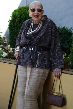 "Here are the latest lifestyle tips from an amazing 99 year old woman.    1. Stay Organized ""If you take a toothpick out,or a pair of pantyhose, or a hundred dollar bill,always put it back where you found it,because if you add up the the time you spent looking for it later, that's a waste of time.""  2.""Always tell the truth because if you don't you'll have to think of another lie.""  3.""Be More, appear Less.""  4.""Always take the phone off the hook when you're in the bath.""  5.""Make friends…"