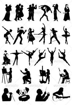 Realistic Graphic DOWNLOAD (.ai, .psd) :: http://realistic-graphics.xyz/pinterest-itmid-1000558836i.html ... People art ...  artist, ballerina, clown, dance, dancer, design, guitarist, illustration, mime, platform, runner, silhouette, singer, vector  ... Realistic Photo Graphic Print Obejct Business Web Elements Illustration Design Templates ... DOWNLOAD :: http://realistic-graphics.xyz/pinterest-itmid-1000558836i.html