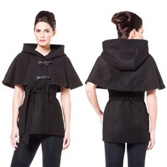 Jessica Simpson Capelets and Jackets