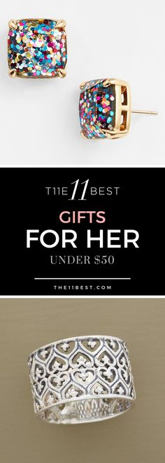 The 11 Best Gifts for Her under $50
