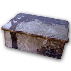 Family Tree Memory Keepsake Box