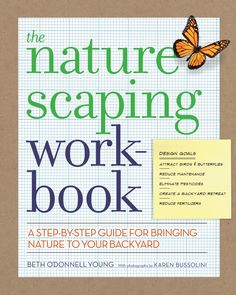 A from-the-ground-up design book for bringing nature home into your own garden. By Beth O'Donnell Young, published by Timber Press. For more landscape design tips visit http://www.landscapingnetwork.com/
