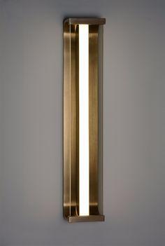 Spacek Sconce | Matthew Fairbank Design, New York