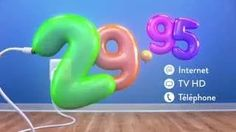 Campagne prix février 2015 29.95.-/mois Internet/Téléphonie et TV www.naxoo.ch Animation, Saatchi, Balloons, Neon Signs, Concept, Internet, Tv, Gourmet, Rural Area