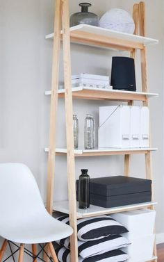 Simple storage. I want ALL of this, perfect for the lounge!
