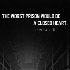 St. John Paul II (closed heart)