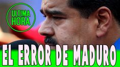 ENERO 20 LAS ULTIMAS NOTICIAS DE VENEZUELA 2018 | EL ERROR DE MADURO , N...