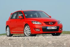 Mazda 3 MPS 2007 with Sports Appearance Pack