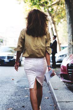 Milan_Fashion_Week_Spring_Summer_15-MFW-Street_Style-Viviana_Volpicella-Sequined_Skirt-