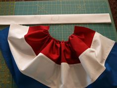 Fourth of July Bunting Tutorial