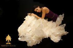 Quartz Crystal Museum Quality  www.SorenityRocks.com