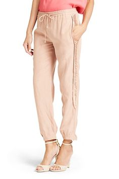Kinda lovin this...especially if paired with a bright top. Kamaris Embellished Drawstring Pant