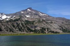Green Lakes Trailhead in Sisters-Millican, OR