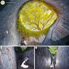 unique singapore prewedding shoot at fort canning park