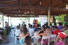 Palestrando sobre Educação Financeira para jovens em Governador Valadares, MG. #educacaofinanceira