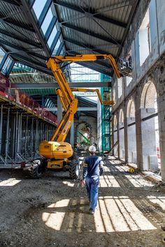 Brest - Les Capucins - Dans les coulisses des chantiers - 2015