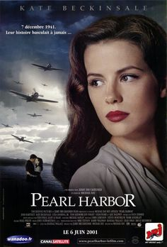 Pearl Harbor (French) 11x17 Movie Poster (2001)