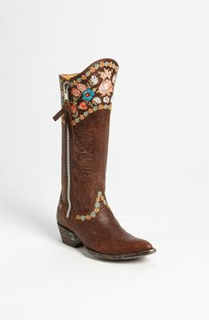 055db5d95 Old Gringo 'Gaylarazz' Boot available at #Nordstrom ~ Very much like the  embroidered