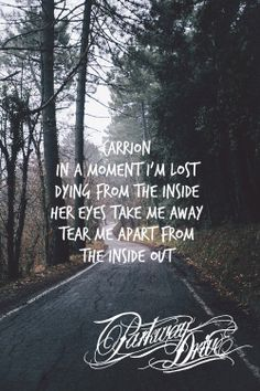 """Carrion"" by Parkway Drive."