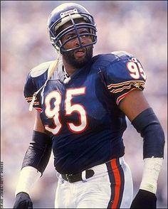 Chicago Bears' All-Time Sack Leaders 1985 Chicago Bears, Chicago Bears Super Bowl, Chicago Blackhawks, Nfl Bears, Bears Football, Nfl Football Players, Football Moms, Football Memorabilia, Nfl Hall Of Fame
