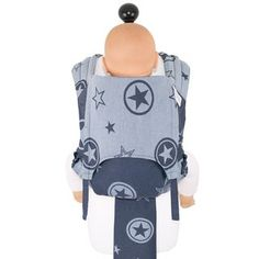 Toddler size: Fidella Fly Tai baby carrier - Outer Space blue https://fidella.org/en/toddler-size-fidella-fly-tai-baby-carrier-outer-space-blue