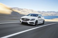 Mercedes-benz A 45 AMG - might be my first Mercedes...