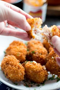 Ham Croquettes (Croquetas de Jamon) are a classic Spanish tapas dish. Crispy on the outside and creamy on the inside, these little flavor bombs will knock your socks off.