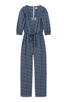 6e0f9a1f5d1b La Vie Chinon Floral Jumpsuit. Rebecca Taylor