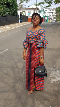 Native Skirt And Blouse stunning Native Ankara skirt and blouse styles you should Try Long African Dresses, Latest African Fashion Dresses, African Print Dresses, African Print Fashion, Africa Fashion, Ankara Fashion, African Prints, African Fabric, Short Dresses