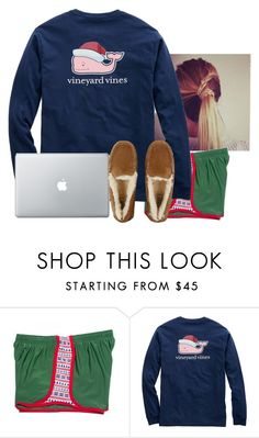 """""""santa claus is comin to town"""" by ily-fashion ❤ liked on Polyvore featuring UGG Australia"""