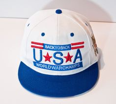 Back to Back World War Champs Snapback Hat - Natives USA