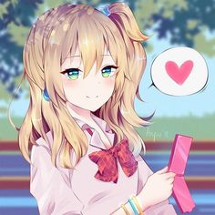 Yuzu from Citrus (yuri anime) Manga Anime, Yuri Anime, All Anime, Anime Love, Manga Art, Dream Anime, Anime Girl Cute, Beautiful Anime Girl, Kawaii Anime Girl