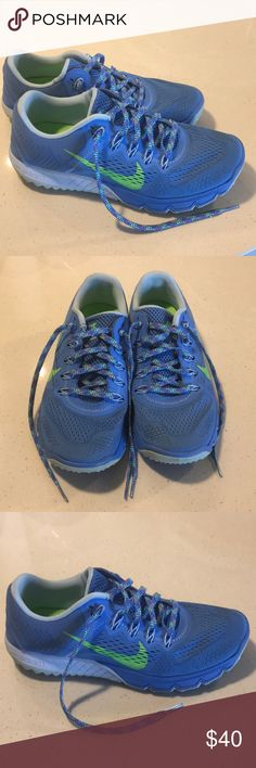 Nike Zoom 10-14 Running Shoes In mint condition, used only 3 times. Nike Shoes Sneakers