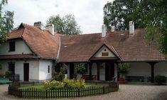 Dwory i dworki w II Rzeczpospolitej Krakow Poland, My Dream Home, Pergola, Teak, Exterior, Outdoor Structures, Traditional, Manor Houses, Country