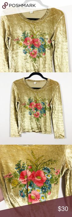 Fa M Ou S High St Store Yellow Coral Blue Cotton Floral Broderie Anglaise Top