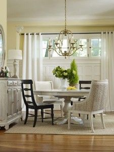 How to mix and match chair styles