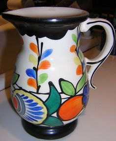 Czech Pottery on Ruby Lane