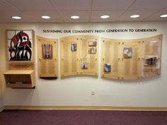 RecognitionArt is the premier provider of donor displays, recognition walls, plaques, signs & more. Start your FREE DESIGN today! Kids Room Design, Wall Design, Donor Wall, Wall Plaques, Plexus Products, Display, Glass Signage, Pavilion, Walls